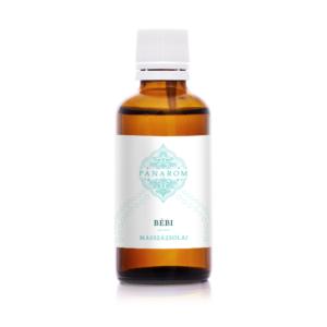 Panarom newborn massage oil