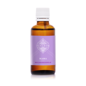Panarom Mama breast massage oil